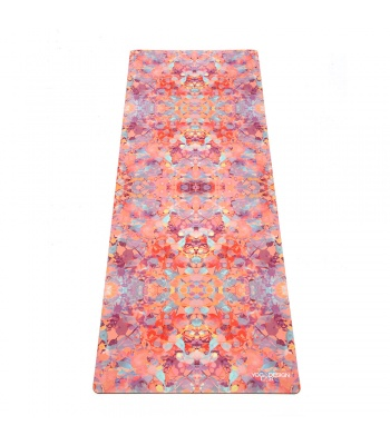 tapis de yoga leger pliable pour voyager