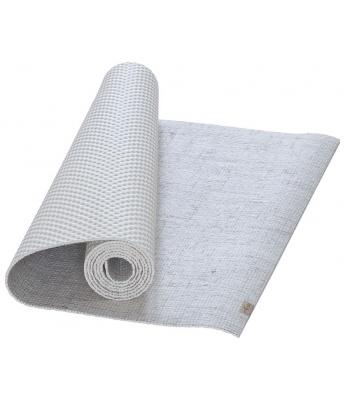 tapis de yoga yogilife chanvre et latex