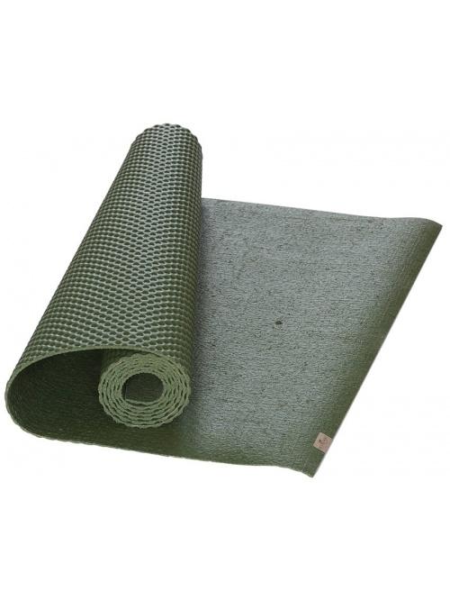 Tapis de yoga chanvre et latex 100% vert