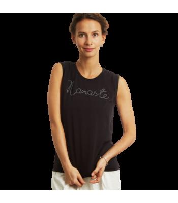 tee shirt coton bio fabriqué en europe yoga