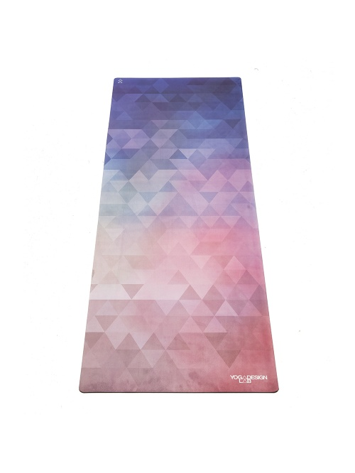 Tapis de yoga antidérapant Tribeca Love 3,5mm L178cm