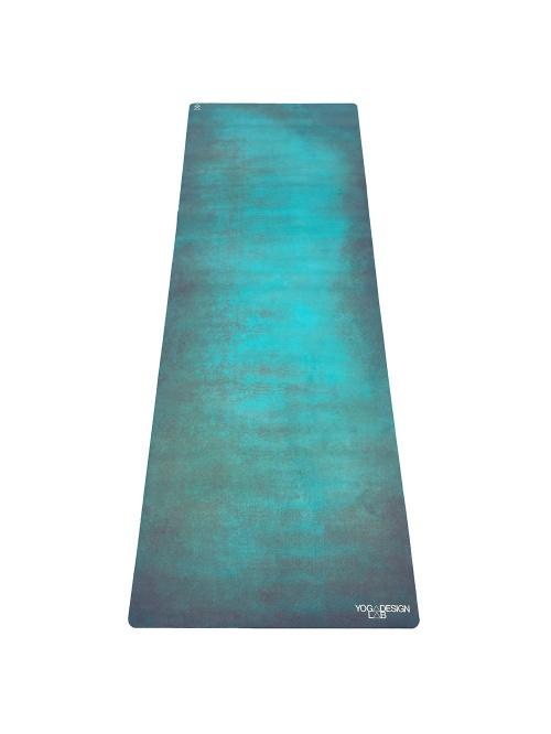 Tapis de yoga antidérapant Aegan Green 3,5mm L178cm