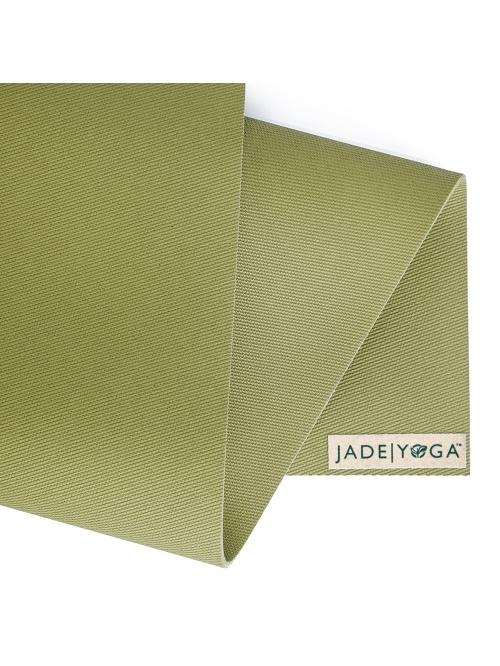 Tapis de Yoga HARMONY olive 5mm L173cm