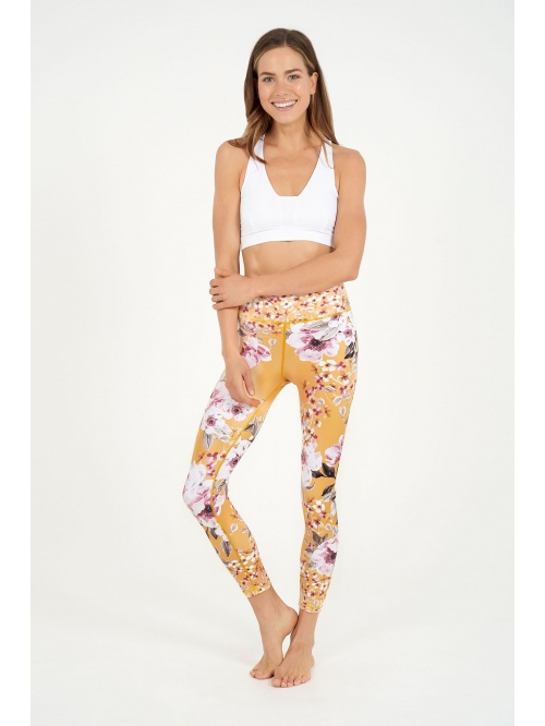 LEGGING DE YOGA AMBRE ROSE