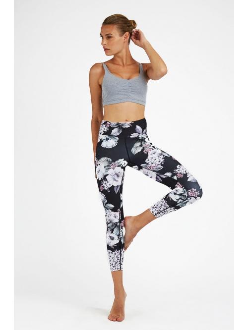 Legging de yoga High Tea en fibres recyclées
