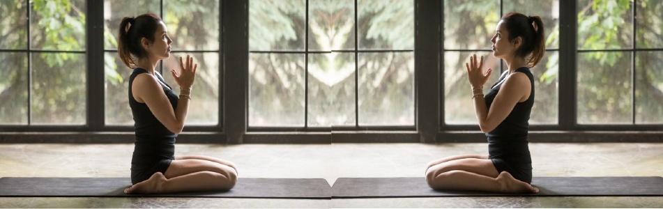 Tous nos tapis de yoga éco-responsables et non glissants