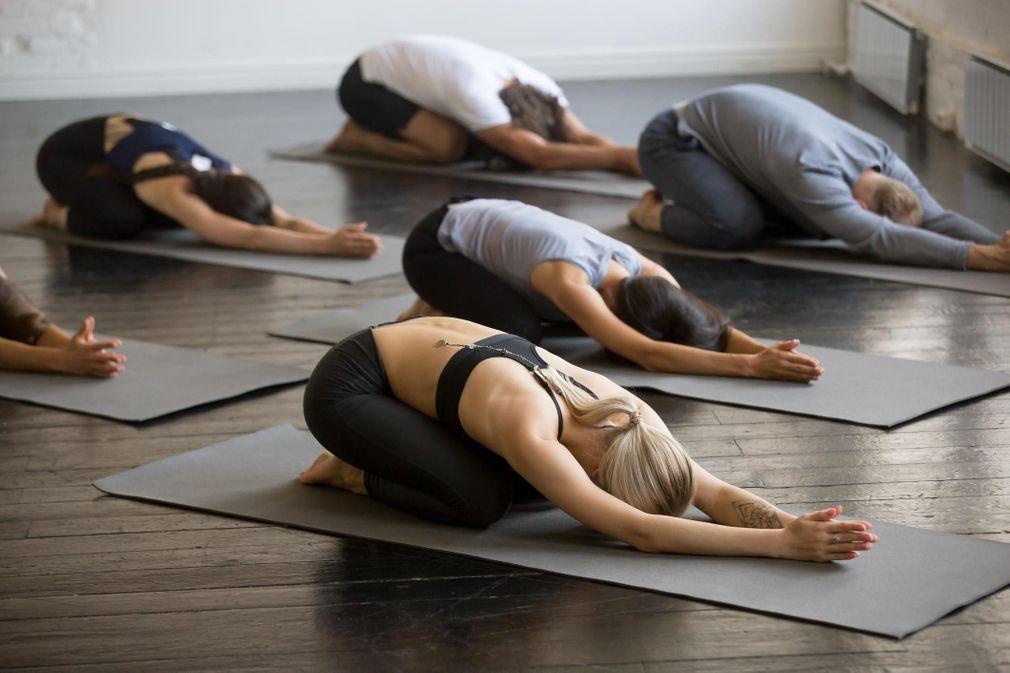Morning yoga villenave d'ornon